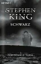 Der Dunkle Turm, Band 1: Schwarz von King, Stephen | Buch | Zustand gut