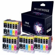 20 Ink Cartridges for CANON MP950 MP960 MP970 MX850 MP520 ix4000 ix5000 MP510