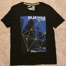 NEW Mavi T-shirt SOLAR CYCLE black SIZE XL