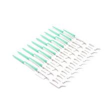 New Practical Teeth Oral Care 20PCS Clean Interdental Floss Brushes Dental Tool