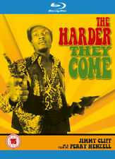 The Harder They Come Blu-Ray (2015) Jimmy Cliff, Henzell (DIR) cert 15