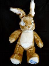 Build a Bear Peter Rabbit Plush Bunny Rabbit Excellent Condition