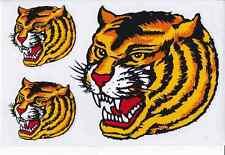 N-379 Tiger Wild Aufkleber Sticker 1 Bogen 27 x 18 cm Racing Tuning