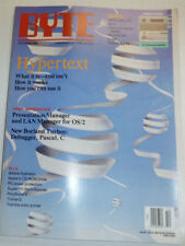 Byte Magazine Hypertext & Presentation Manager October 1988 120314R2