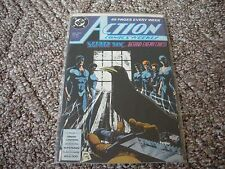 ACTION COMICS # 607 (Weekly 1988, DC Comics) VF/NM