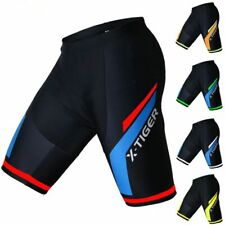 Padded Cycling Shorts Shockproof Bicycle Shorts Road Bike Shorts Ropa Man Women,