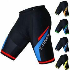 Padded Cycling Shorts Shockproof Bicycle Shorts Road Bike Shorts Ropa Man Women,