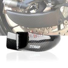 Carbon Fiber Brake Disc Cooling Air Duct Kit for KYMCO Xciting 400 / S 2018-2019