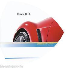 MAZDA rx-8 prospetto 1/03 D AUTO prospetto auto PKW Auto Sportiva Asia Giappone brochure