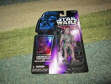 STARWARS: SHADOW OF THE EMPIRE CHEWBACCA IN BOUNTY HUNTER DISGUISE NEVER OPENED!