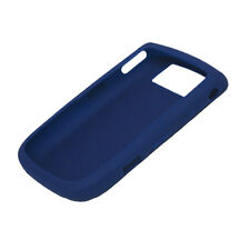Original NEW Dark Blue Gel Silicon Skin Case for Blackberry Tour 2/Bold 9650