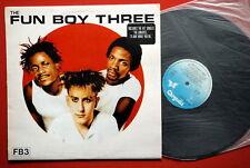 FUN BOY THREE SPECIALS BANANARAMA RARE EXYUGOSLAV LP