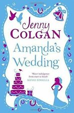 Amanda's Wedding by Jenny Colgan (Paperback, 2014)