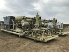 400 Hp Ariel Gas Compressor Model Jgj-2-1 Stage Size 15 1/4 x 15 1/4 x 3.5� Stro