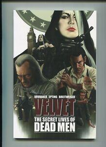 NEW Image Comics Velvet volume 2 TP Ed BRUBAKER Steve EPTING
