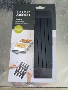 Joseph Joseph Stretch Trivet Black - Expandable Pot Stand