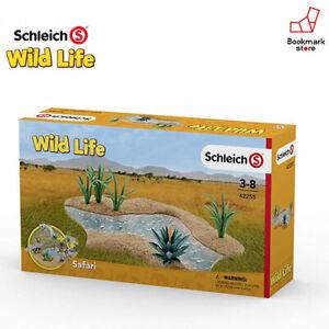 """New"""" Schleich Wildlife Savannah River figure 42255 from Japan"""