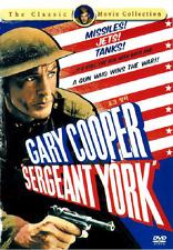 Sergeant York (1941) Gary Cooper Walter Brennan DVD