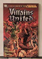 2005 Villains United Tpb #1
