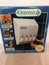 NOS Better Living The Dispenser  Shower Organizer