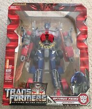 Transformers Revenge of the Fallen Optimus Prime Leader Class ROTF MIB New