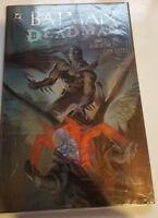 Batman Deadman: Death and Glory, Hardcover
