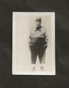 1919 FATTY ARBUCKLE ORIG KINEMA THEATER GIVE-AWAY CARD