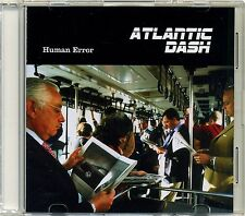 ATLANTIC DASH – Human Error – rare Promo CD