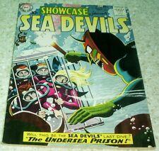 Showcase 28: 2nd Sea Devils! VF (8.0) 1960, SOLID HIGH GRADE COPY!
