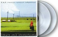 VINILE - C.S.I. - Tabula Rasa Elettrificata (180 Gr. Clear Vinyl Limited Edt.)
