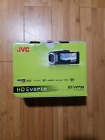 JVC GZ-VX700 1080P HD JVC Everio Camcorder (Black) REDUCED L@@K
