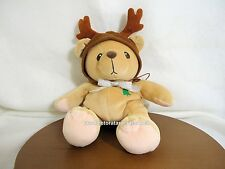 Cherished Teddies Plush Heart of Gold Christmas 1999 New