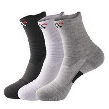 New Running Socks Men Basketball Breathable Sports Sock Outdoor Athletic Socks H