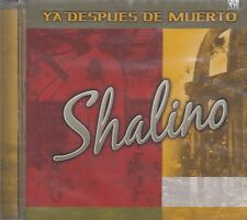 El As De La Sierra Halcon De La Sierra Chalino Ya Despues De Muerto CD Sealed
