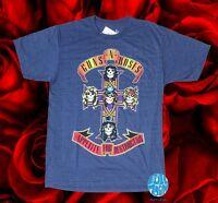 New Guns N Roses Appetite for Destruction Short Sleeve Classic Retro T-Shirt