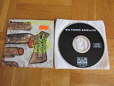 SIX FINGER SATELLITE Weapon 1991 GERMANY CD single SUB POP
