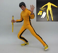 ZY Toys Game Of Death Bruce Lee Clothing Set 1/6 Fit for 12inch Action Figure