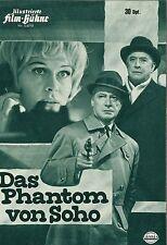 IFB 6718 | DAS PHANTOM VON SOHO | Dieter Borsche, Barbara Rütting | Top