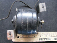 ANTIQUE 6VDC ROBBINS MYERS MOTOR -small- FR.50CH -- AUTO FAN