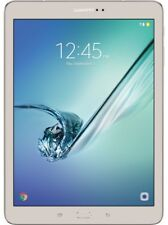 "Samsung Galaxy Tab S2, Octa-core, Android, 9.7"" Tablet, WiFi, 32GB, SM-T813 Gold"
