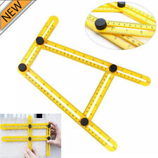 Hot Multifunctional Flexibility Angle Model Angle Ruler Plastic Measuring Tool