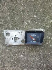 Vintage 1966 1967 Chevy Impala Caprice Oil Pressure Gauge Cluster Chevrolet