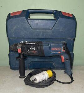 Bosch GBH 2-26 110v SDS Hammer Drill In Case