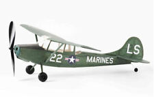 Vintage Model Company Cessna Bird Dog Balsa Aircraft Kit Rubber Powered
