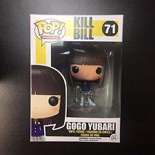 Funko POP Kill Bill Gogo Yubari VAULTED MINT BOX