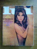 Magazine revue collection adulte   LUI   N° 54 - 1968