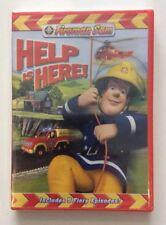 Fireman Sam: Help Is Here (DVD, 2009)