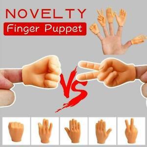 Super Tiny Hand - Joke Finger Puppet Small Finger Little Hot Funny Hand A6I6