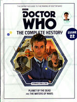DOCTOR WHO The Complete History #22 NEW