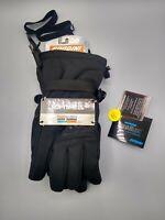 Gordini Fall Line III Mens Gloves - Black - Large Soft Shell Water Resist Gloves